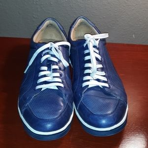 Cole Haan Blue Sneakers Sz 11M